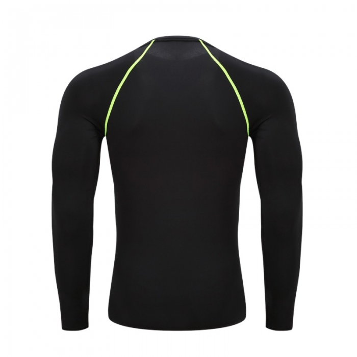Bluză corp LAZO THERMAL BK Negru