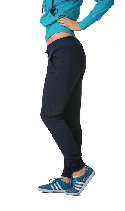 Pantalon Damă LAZO-ORIGINALS, Bleumarin