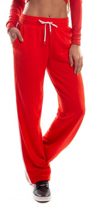 Pantalon Damă MISS LAZO IN RED 0