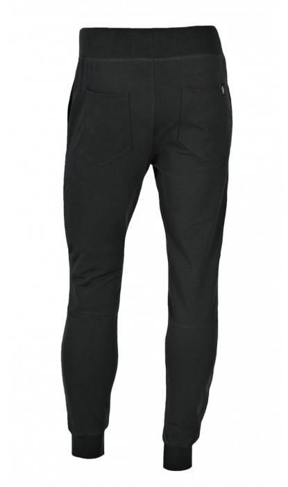 Pantaloni LAZO BIKER STYLE, Negru 2