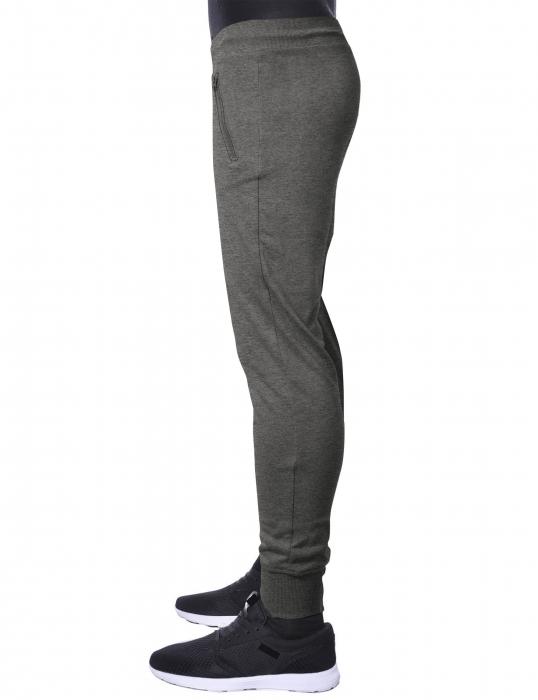 Pantaloni LAZO JOGGERS, Gri deschis