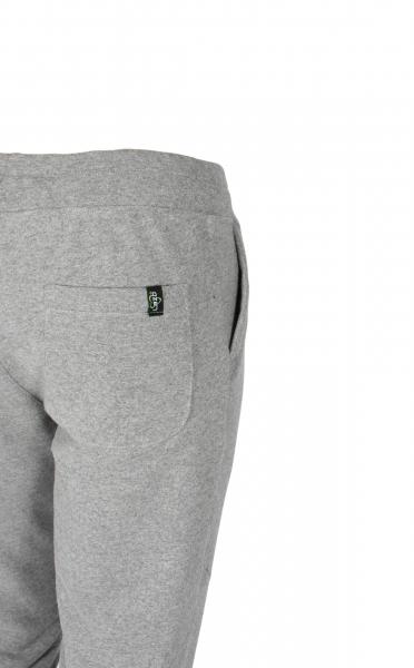 Pantaloni sport , Lazo Man , Gri Melange