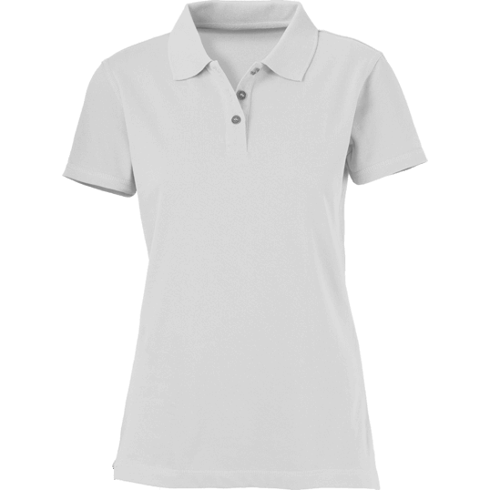 Tricou LADIES POLO RAW Alb 0
