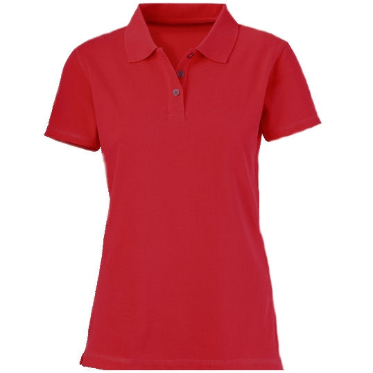 Tricou Ladies Polo, Rosu