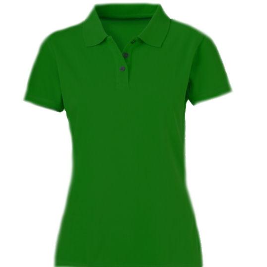 Tricou Ladies Polo, Verde